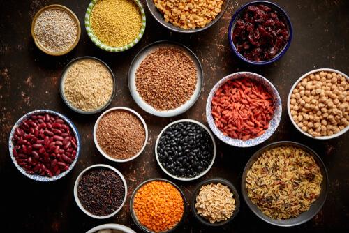 Top 5 fiber-rich foods
