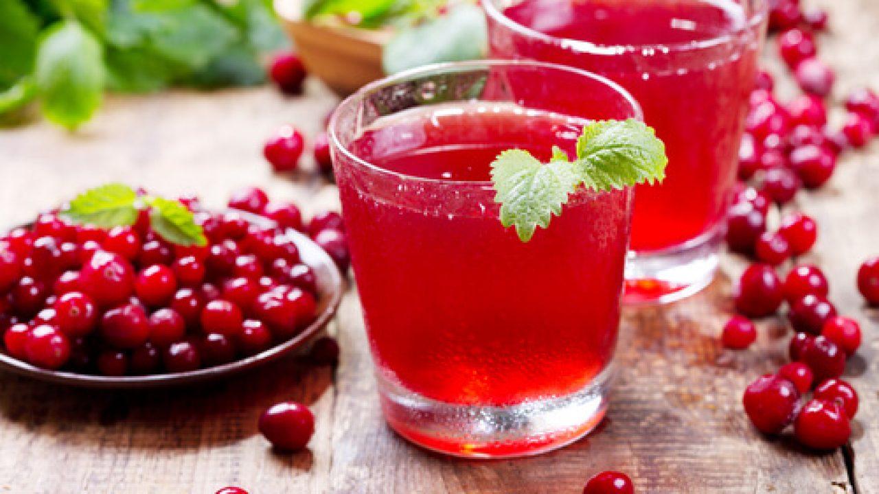 How Cranberry Juice Can Help Treat A UTI | Vaya News