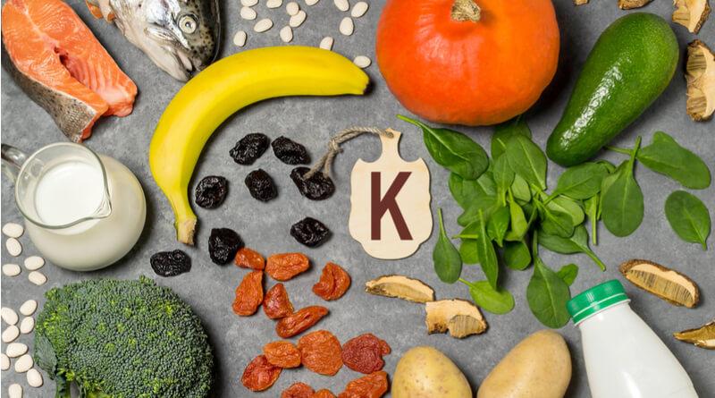 low-potassium diets blood pressure