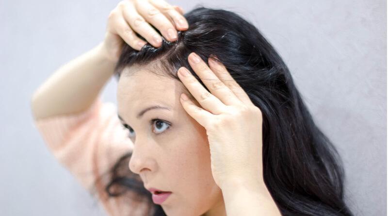 premature hair