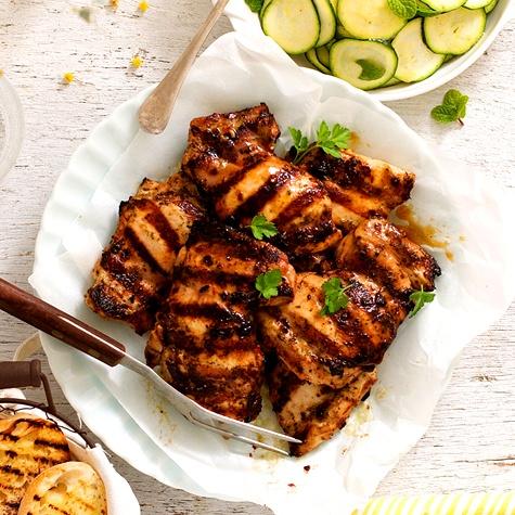 Coconutty Chicken Marinade Recipe