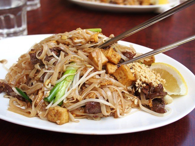 Thai Noodles Recipe