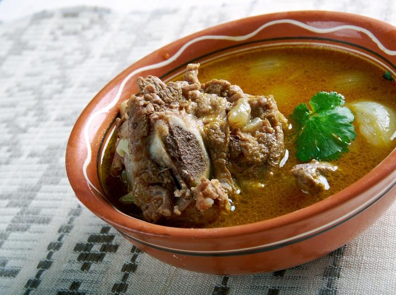 Mutton Paya
