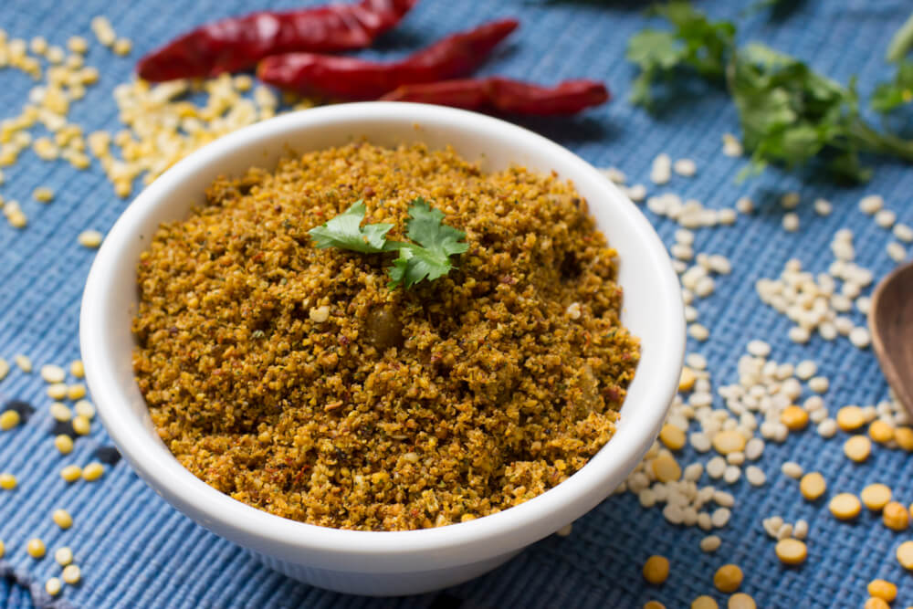 Peanut Chutney Powder