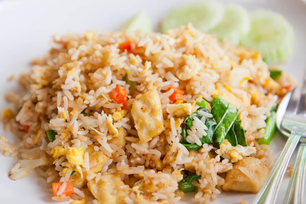 Tofu Biryani