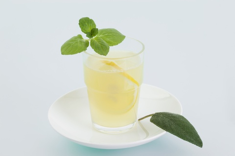 Lemon Mint Juice