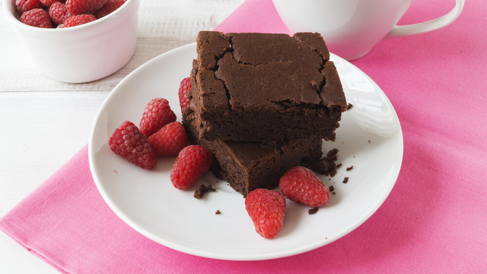 Bake Mouthwatering Eggless Brownies