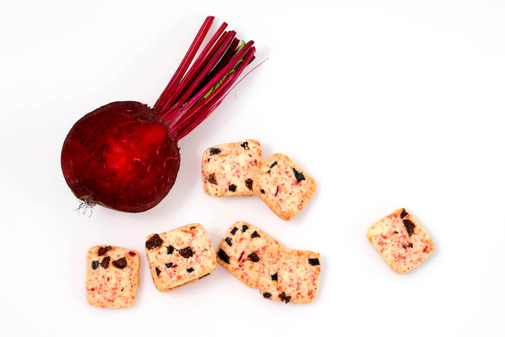 Beetroot Cookies