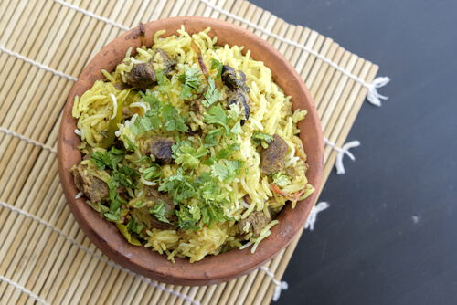 Chicken Biryani with Homemade Masala Powder