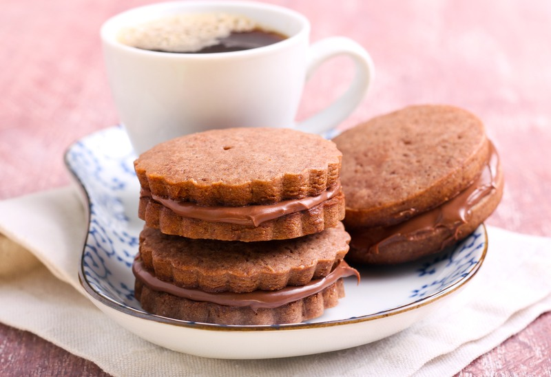 Cream Sandwich Biscuits