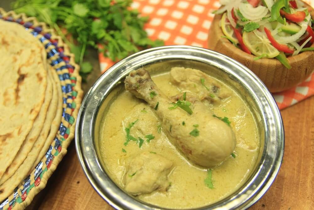 Dahi Chicken