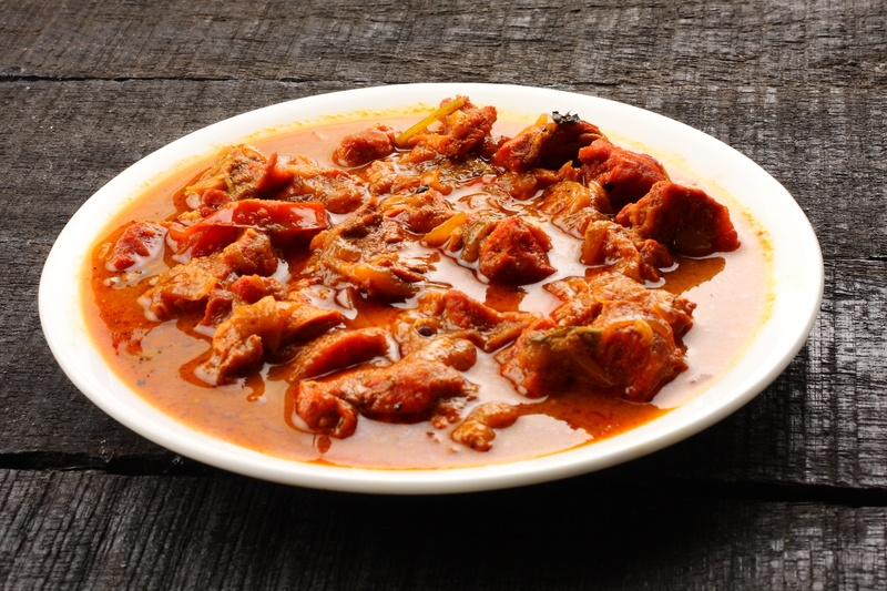 Muslim Mutton Curry