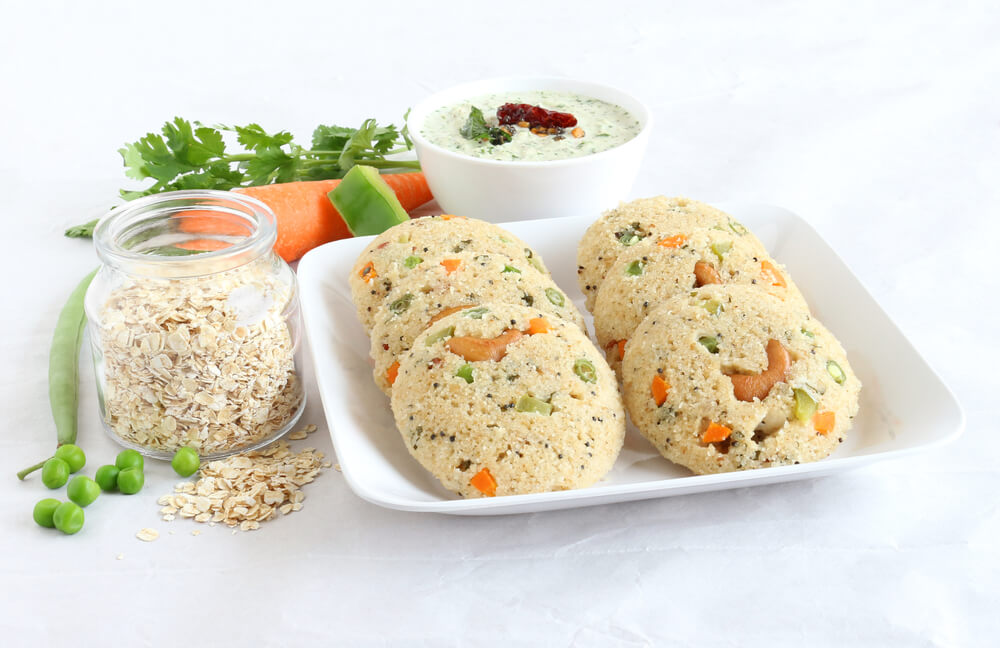 Image result for oats idli