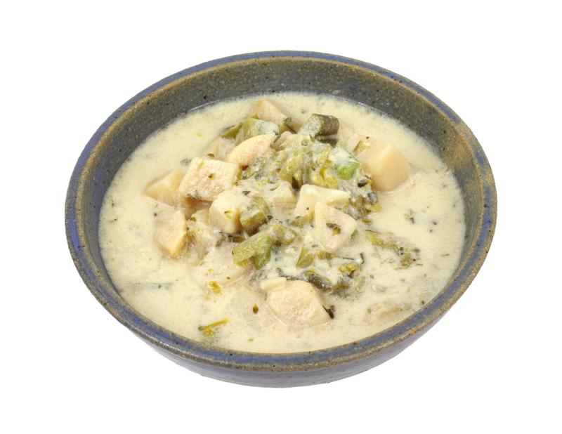 Potato And Broccoli Soup