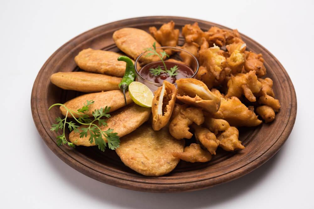 Potato Bhajji