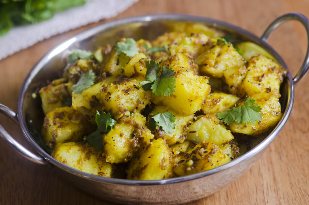 Potato Poriyal
