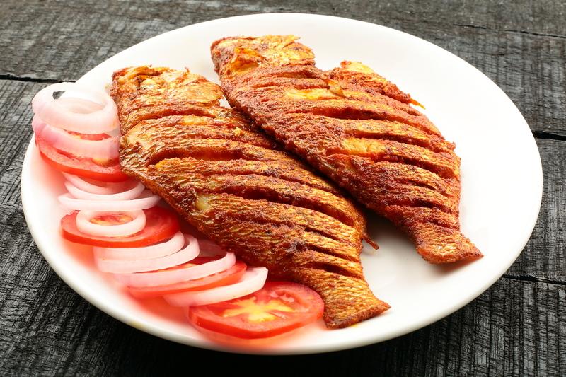 Spicy Vanjaram Varuval