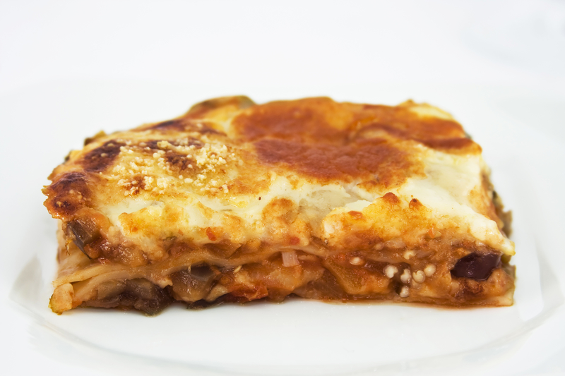 Veg and Egg Lasagna
