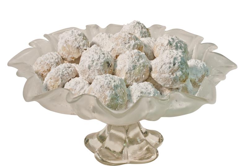 Italian Butterball Cookies