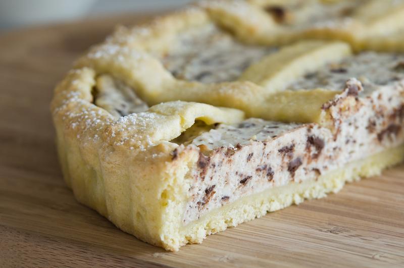 Italian Ricotta Cheesecake