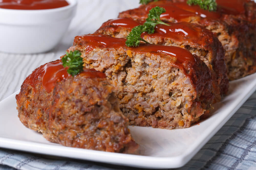 Italian-Styled Meatloaf