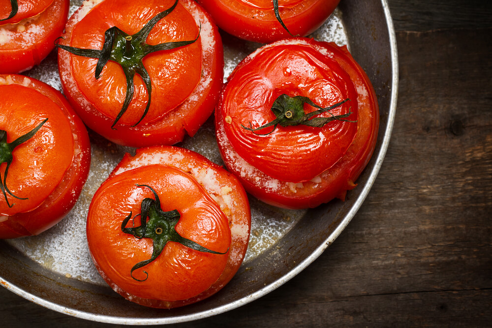 Parmesan Tomatoes
