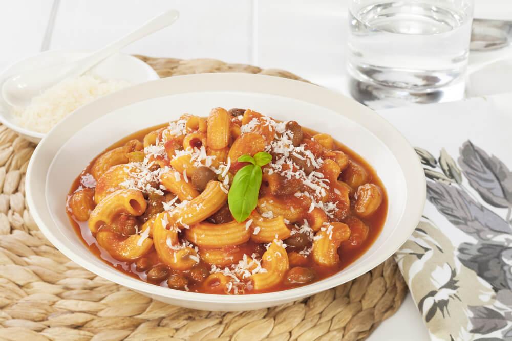 Sausage Pasta Fazool