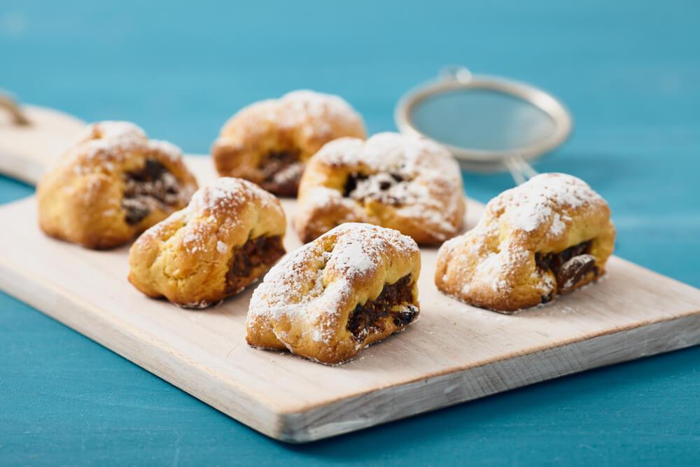 Sicilian Fig Cookies