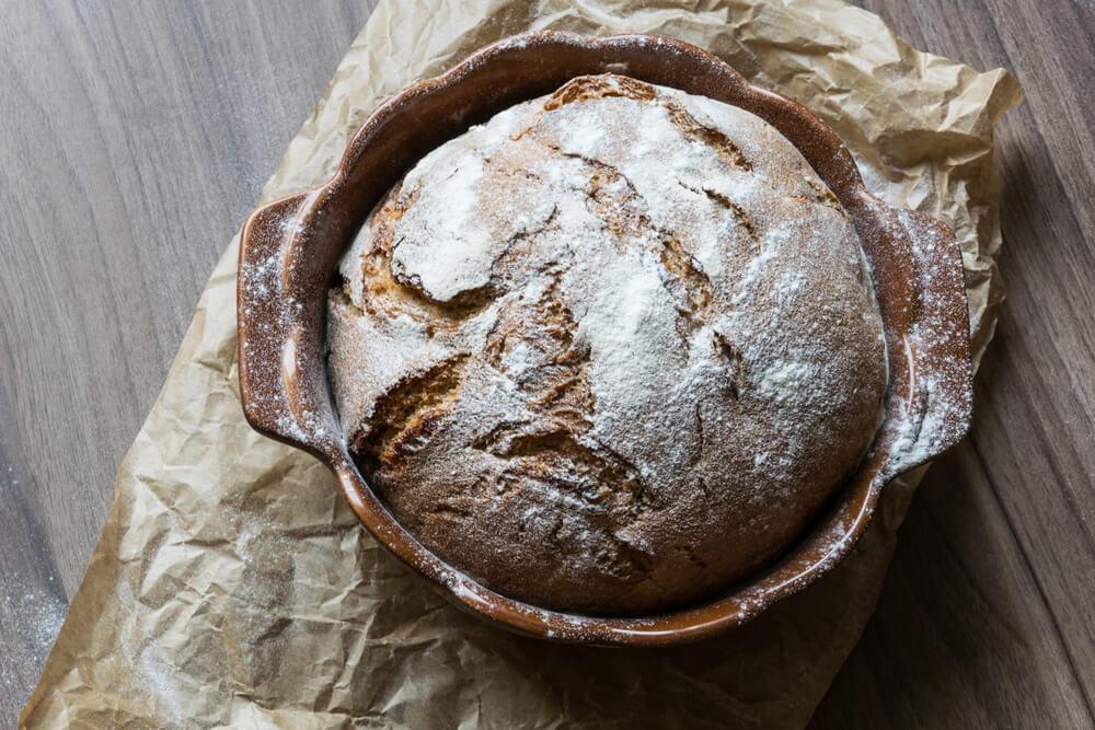 Bauernbrot Rye Bread