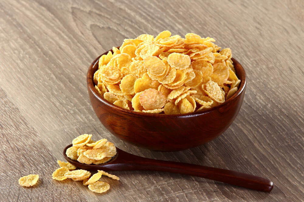 Corn Flakes Recipe, How to make Corn Flakes Recipe - Vaya.in