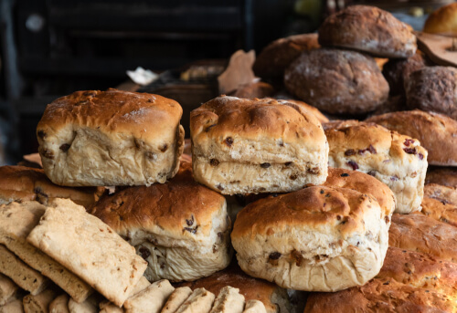 Country Bread with Raisins