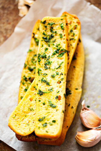 Garlic Bread Fantastique