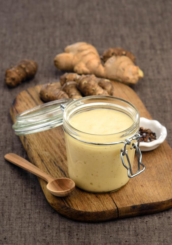 Jerusalem Artichoke juice