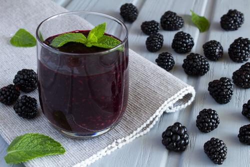 Razzleberry Juice