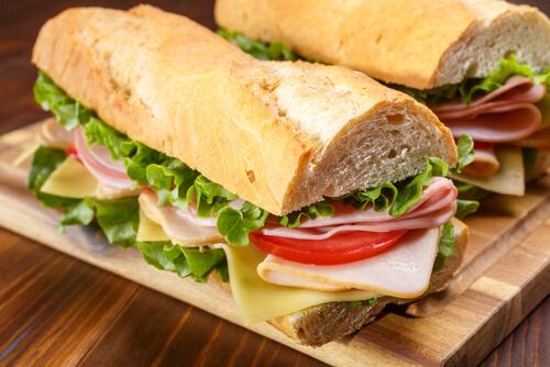 All-American Sub Sandwich