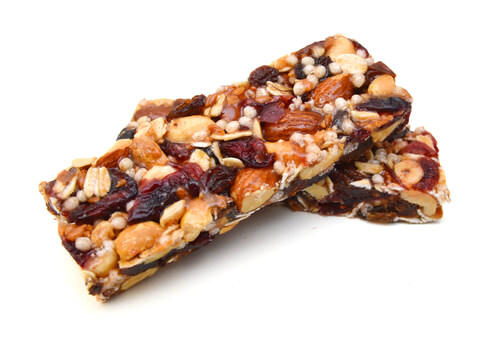 Almond Cranberry Protein Bar