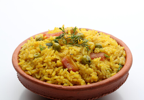 Ambur Vegetable Biryani