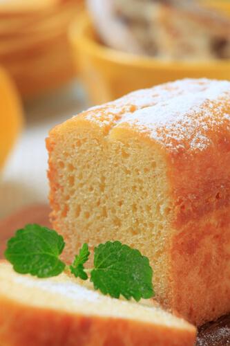 Quatre-Quarts Cake