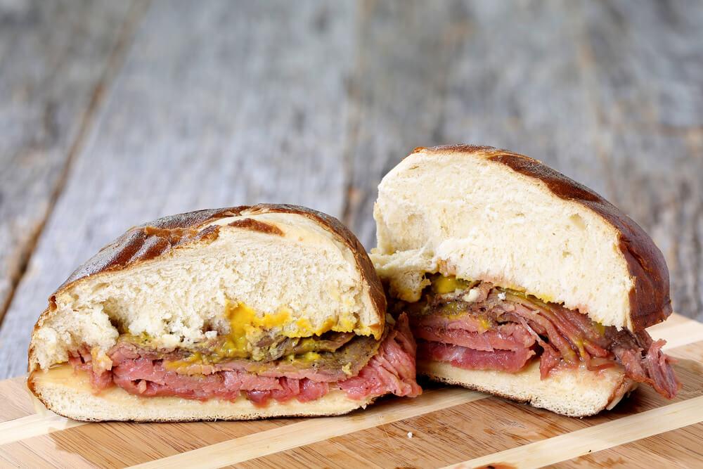 Tender Beef Sandwich
