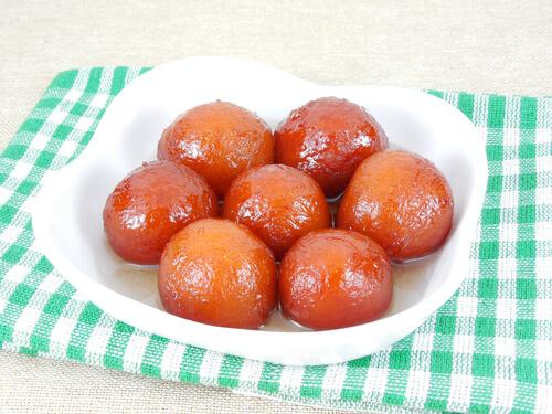 Khoya Gulab Jamun Recipe