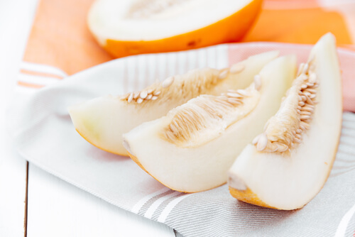 Muskmelon for Glowing Skin