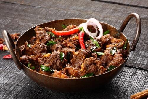 Mutton Roast Recipe