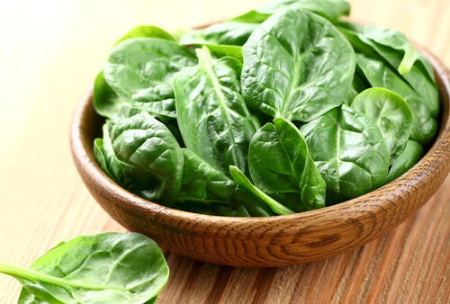 Spinach in Your Diet