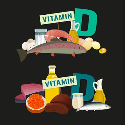 Rich Source of Vitamin D