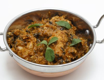 Chicken Methi