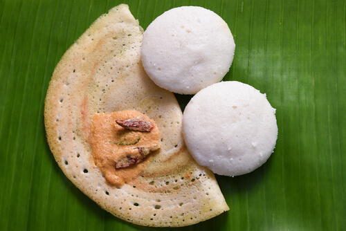 Instant Rice Flour For Idli and Dosa