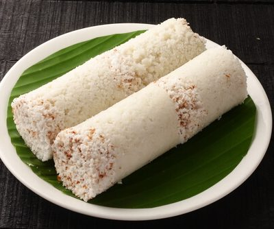 Rice Puttu