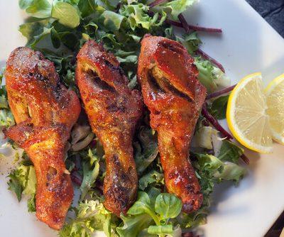 Tandoori Chicken Oven Recipe