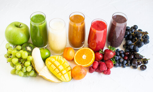 Whole Fruits are Healthier than Juices
