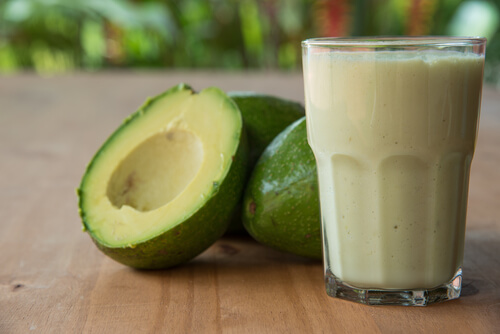 Avocado Milkshake